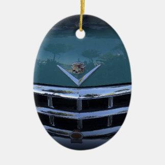 Classic Cadi Christmas Ornaments