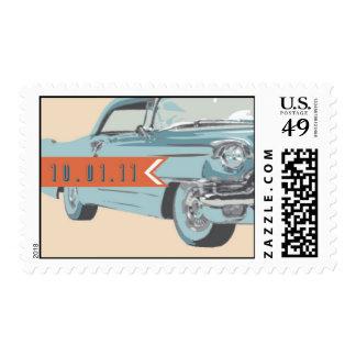 Classic Cadillac Stamp