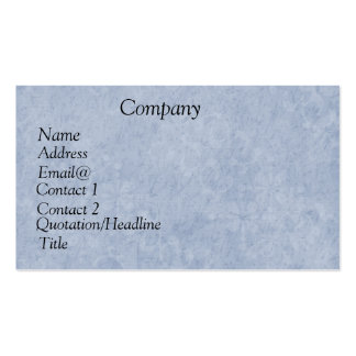 Classic Calendar 2013 Double-Sided Standard Business Cards (Pack Of 100)