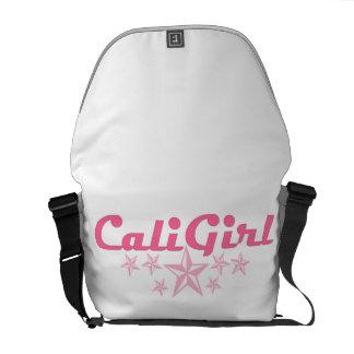 Classic CaliGirl Rickshaw Bag Messenger Bags