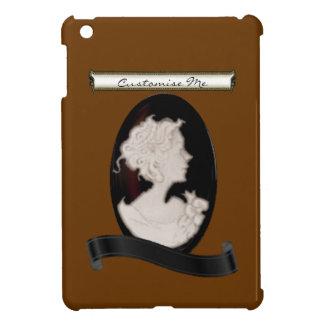 Classic Cameo (Ivory/Brown) iPad Mini Case