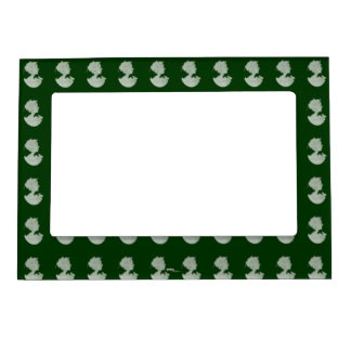 Classic Cameo (Jade/Green) Magnetic Frame