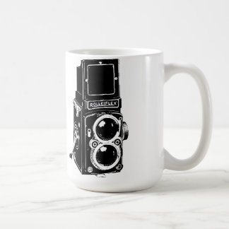 Classic Camera Coffee Cup Classic White Coffee Mug