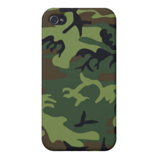 Classic Camo Speck Case iPhone 4