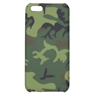 Classic camo style iphone case iPhone 5C cover