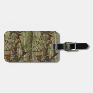 Classic Camouflage Luggage Tag