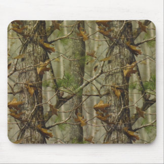 Classic Camouflage Mouse Pad