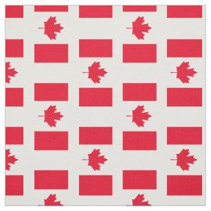 4866ba131 Canadian Flag Fabric   Zazzle