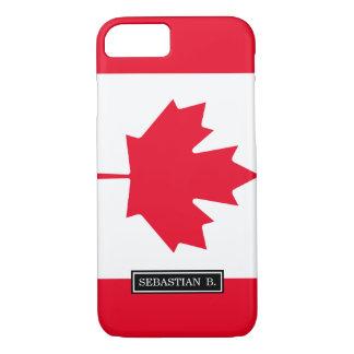 Classic Canada Flag iPhone 7 Case