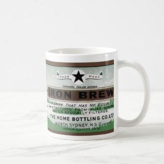 Classic Cape Breton Iron Brew Mug