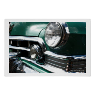 Classic Car 114 Poster Print