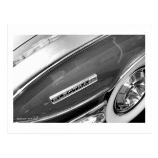 Classic Car 125 Postcard