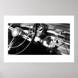 Classic Car 142 Poster Print