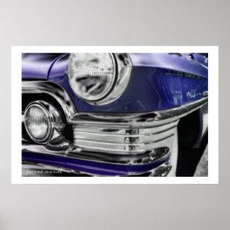Classic Car 154 Poster Print