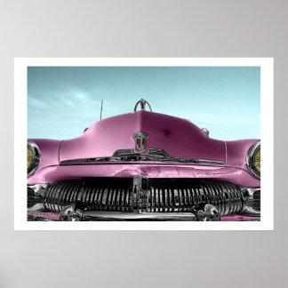 Classic Car 192 Poster Print