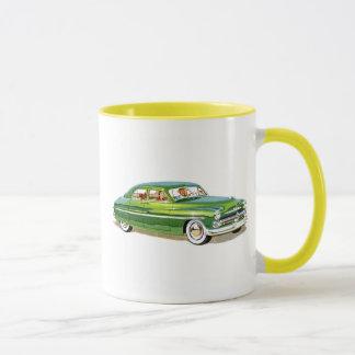 Classic Car 1950 Mercury Mug