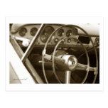 Classic Car 19 Postcard