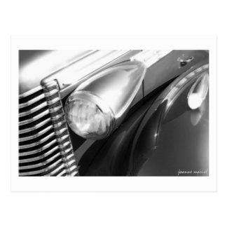 Classic Car 1 Postcard