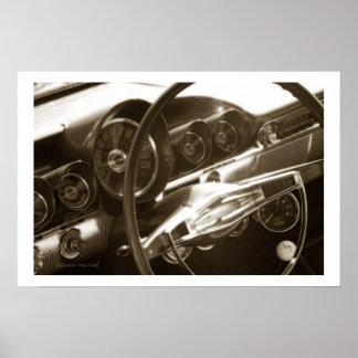 Classic Car 22 Poster Print