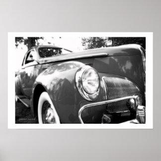 Classic Car 27 Poster Print