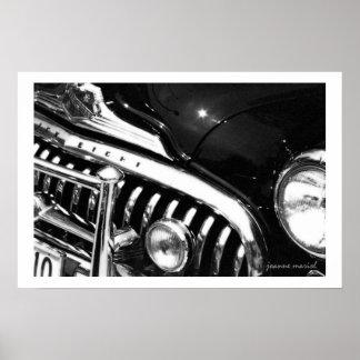 Classic Car 30 Poster Print