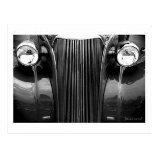 Classic Car 31 Postcard