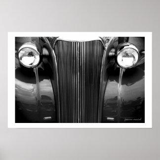 Classic Car 31 Poster Print
