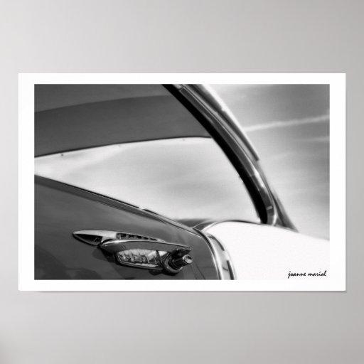 Classic Car 3 Poster