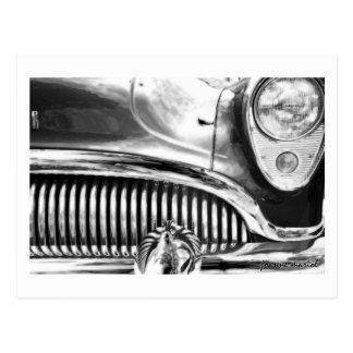 Classic Car 43 Postcard
