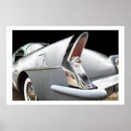 Classic Car 46 Poster Print print