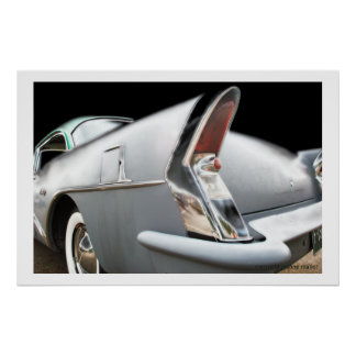 Classic Car 46 Poster Print