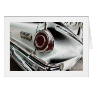 Classic car 54 Greeting Card