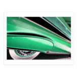 Classic Car 56 Postcard
