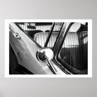 Classic Car 67 Poster Print