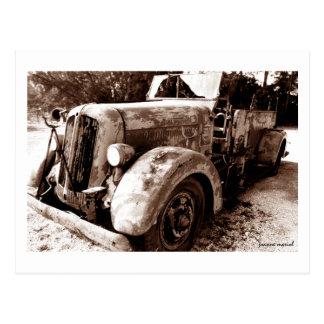 Classic Car 6 Postcard
