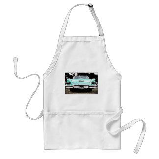 Classic car adult apron
