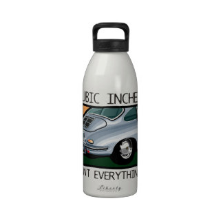 Classic car: Air-cooled 356 more than cubic inches Reusable Water Bottles
