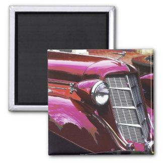 Classic car: Auburn Refrigerator Magnet