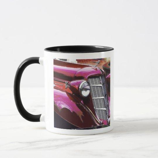 Classic car: Auburn Mug