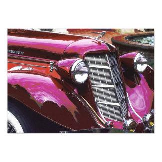 Classic car: Auburn Photo Print