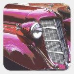 Classic car: Auburn Sticker