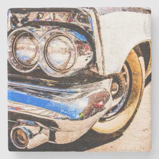 Classic Car Beauty Stone Coaster