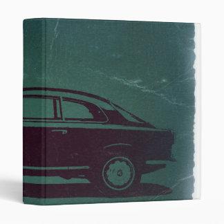 Classic car binders