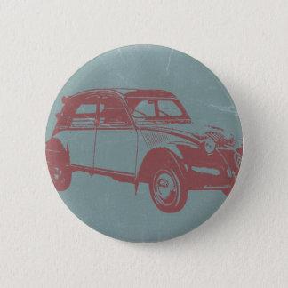Classic Car Button