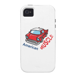 CLASSIC CAR VIBE iPhone 4 CASE
