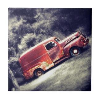 Classic Car Ceramic Tile