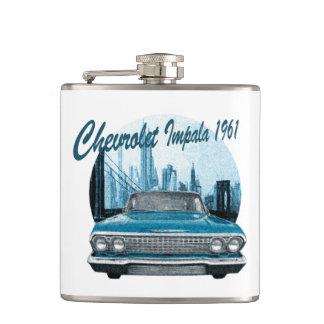 Classic Car Chevrolet Impala 1961 Flask
