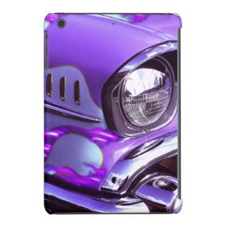 Classic car: Chevrolet with flaming hood iPad Mini Retina Case