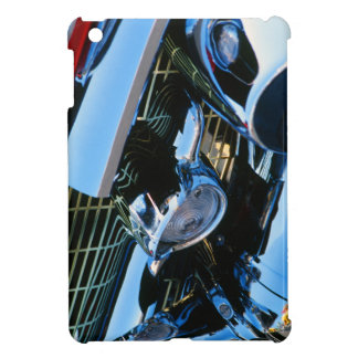 Classic Car Chrome Abstract Red 1957 Chevy Bel Air Case For The iPad Mini