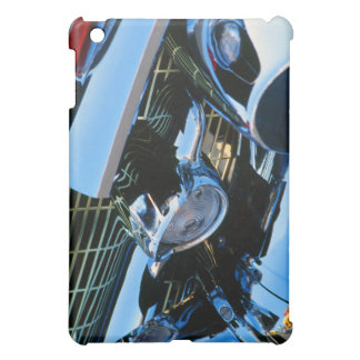 Classic Car Chrome Abstract Red 1957 Chevy Bel Air iPad Mini Case
